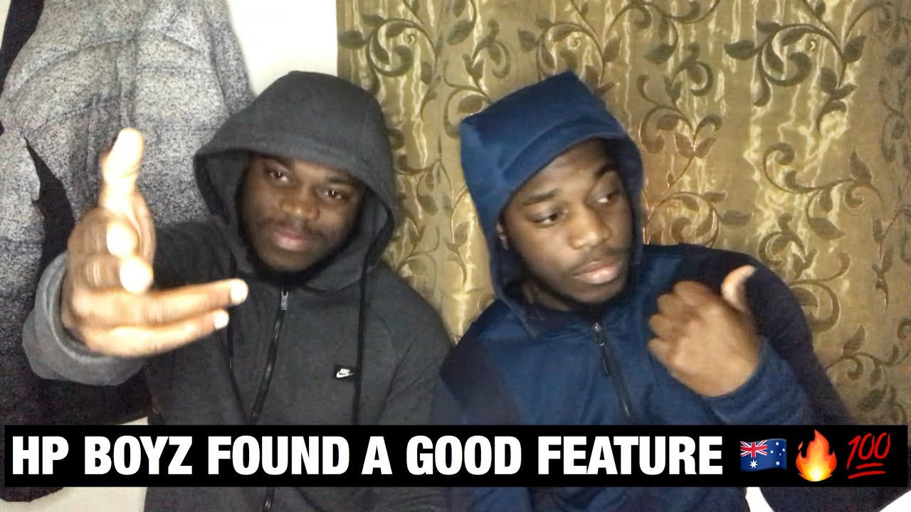 HP Boyz ft Keziah Feterika - Out Here ( Official Music Video ) (UK REACTION) ?? *BEST RAP GROUP*
