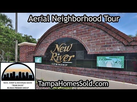 New River Township, Wesley Chapel, FL - Neighborhood Tour