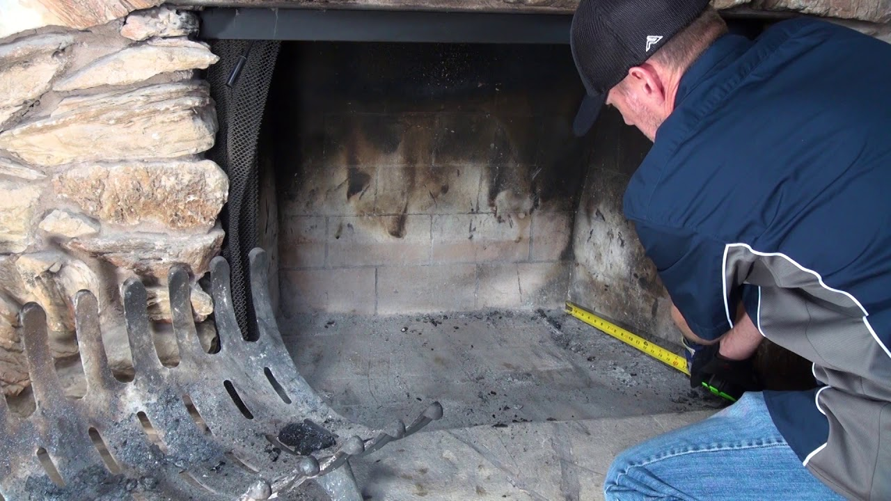 Fireplace Heat Shield Measure And Install Heatshield Products