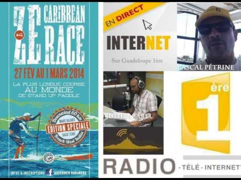SUP ZE RACE 2014 Le Magazine Radio - Guadeloupe
