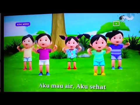 Lagu Anak Indonesia Demarsha Aku mau Air