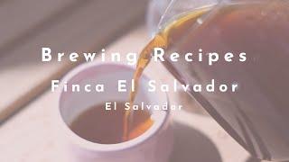 Finca El Salvador (El Salvador) video