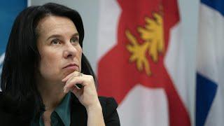 Montréal : l'électorat de Valérie Plante se fragilise