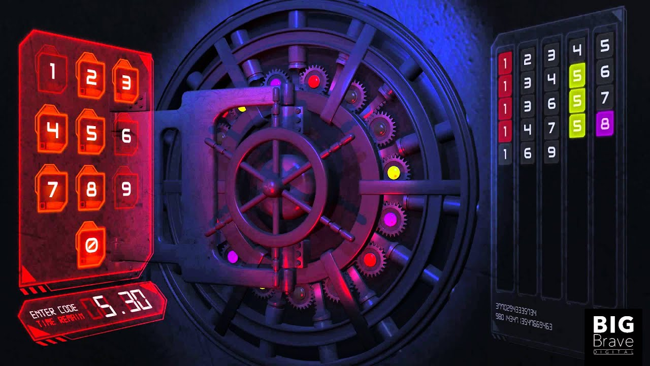Crack the Code Interactive Touch Screen Game - YouTube