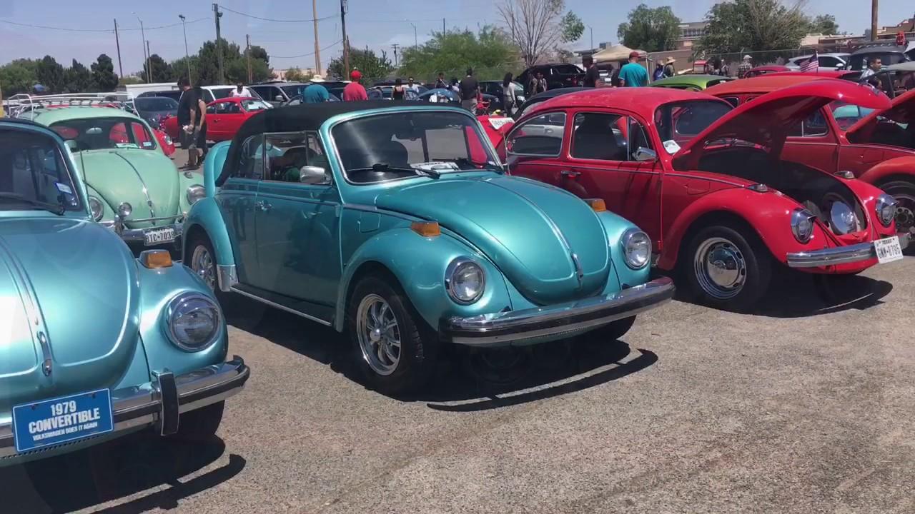 El Paso Annual El Bugo Car Show YouTube - Car show el paso
