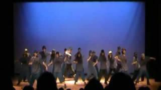 成蹊大学 DANCE TEAM JAM[z] 7月公演2010 5,ねつMiddle.