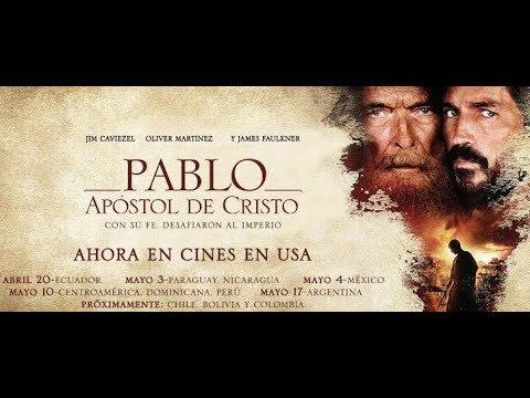 Pablo, Apóstol de Cristo - Trailer oficial subtitulado en español