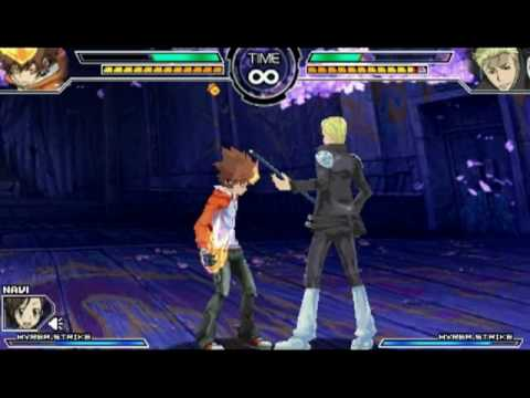 Katekyoo Hitman Reborn Battle Arena 2 Psp Game Video 1 Hq Youtube