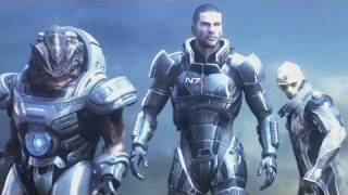 Mass Effect 2 full cinematic