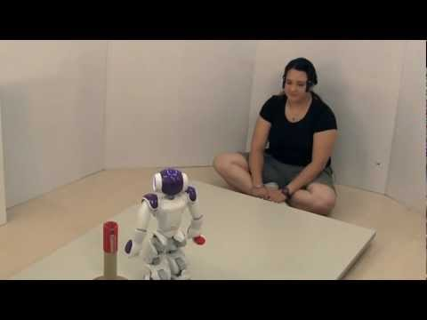 Nao robot: Human-Robot Emotionally Assisted Interaction