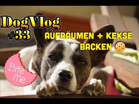 dogvlog-#33-//-aufräumen-+-kekse-backen