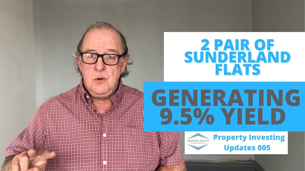 2 Pair of Sunderland Flats Generating 9.5% Yield  | Property Investing Updates 006