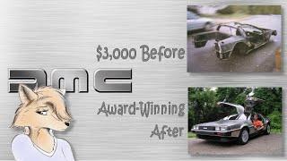 DeLorean - Project Vixen - The Resurrection of VIN #05927
