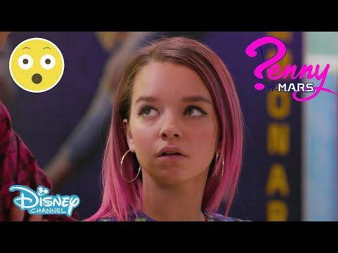 Penny on M.A.R.S | I Missed My Audition?! | Official Disney Channel UK