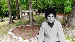 1338 What Happened to PATSY CLINE Plane Crash Site Memorial & Last House Dream Home (7/24/20)