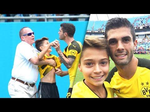 Football Respect & Inspiring Moments 2018