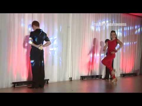 Texas Salsa Congress Elite Stars Dance Academy Junior Salsa 2015