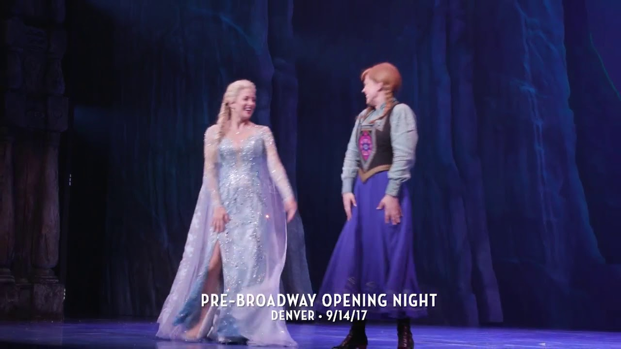 Frozen – Theatrecrafts com