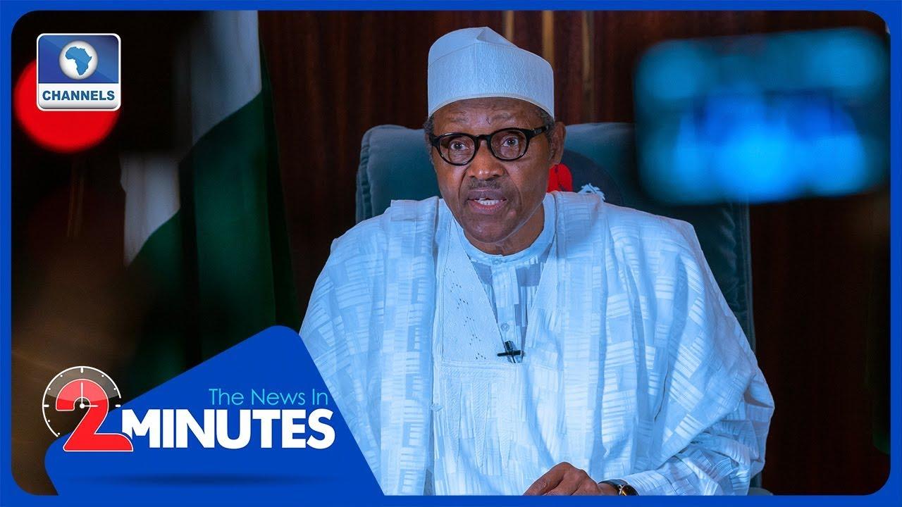 Buhari Declares Two-Week Lockdown In Kano