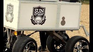 Bollerwagen mit Motor tuning | SUNCRUISR  - Erfindung aus MV