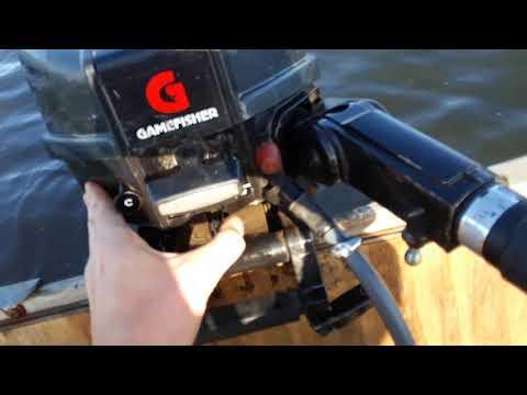 Gamefisher 15hp
