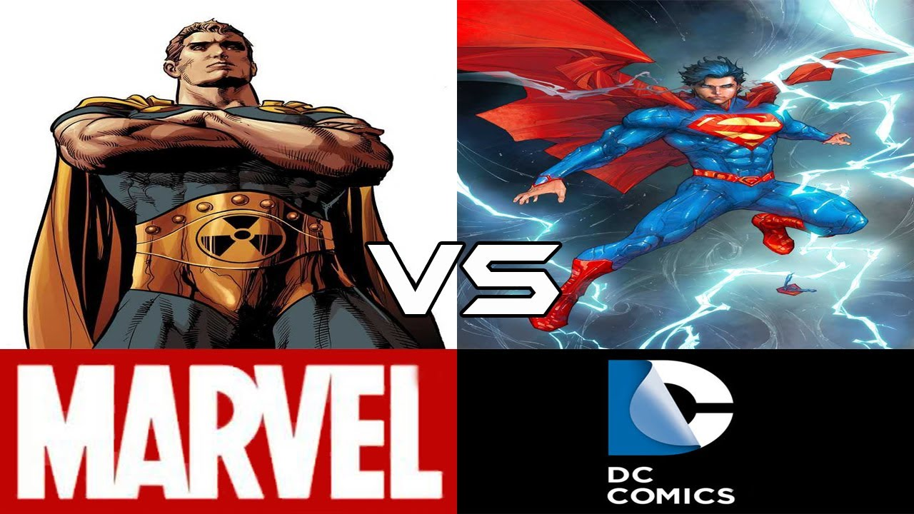 Hyperion Vs Superman Cbvs 2 Hd Remake Youtube