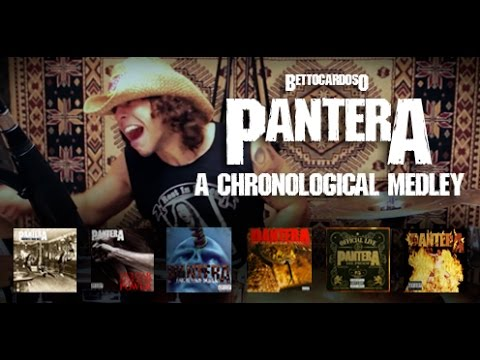 Pantera: A Chronological Medley - Betto Cardoso