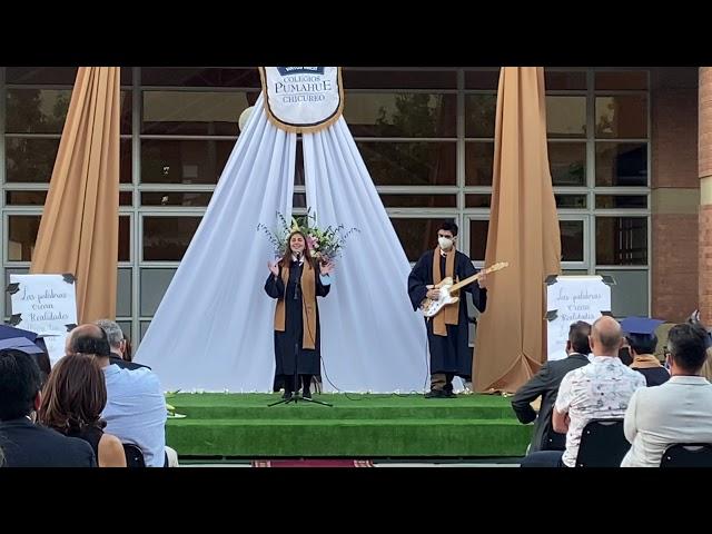 Graduación Pumahue Chicureo 2020