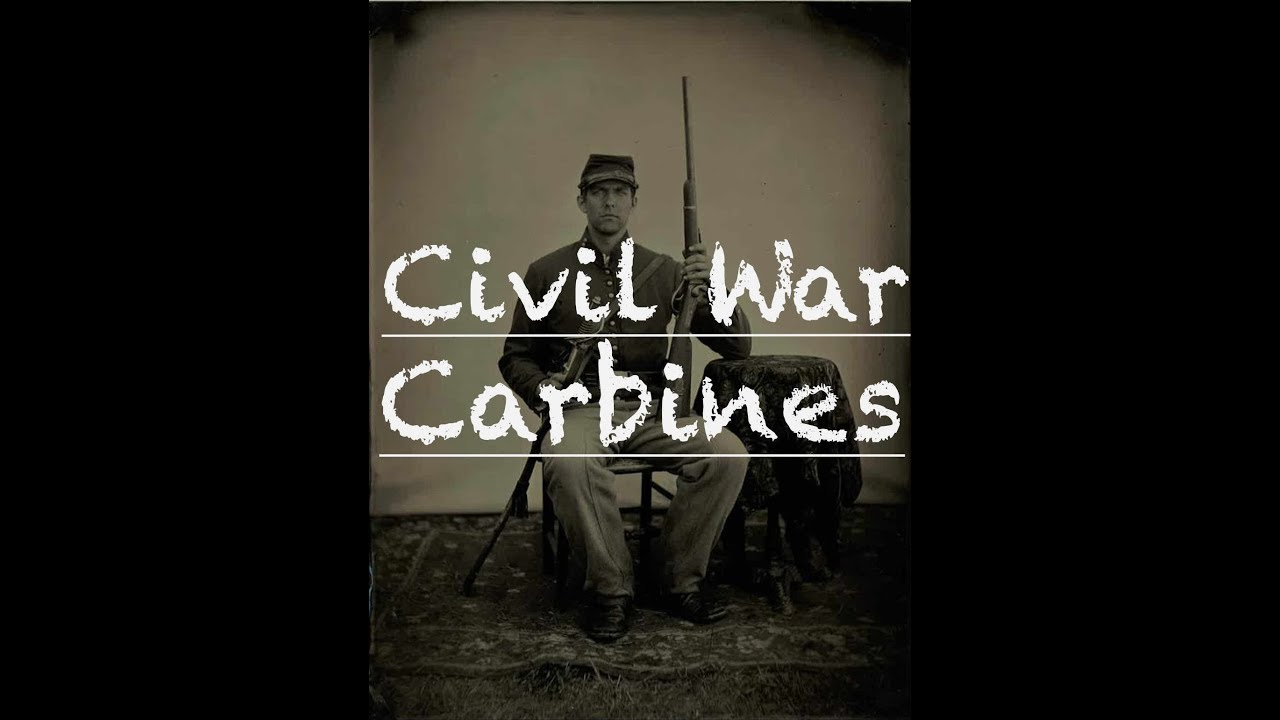Carbines of the US Cavalry During the Civil War
