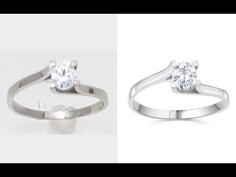 Best Jewelry Retouching  For Online Shop And Website !!