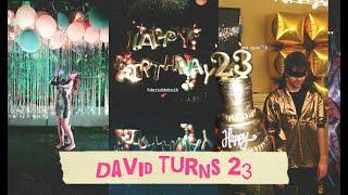 DAVID DOBRIK TURNS 23 | VLOG SQUAD INSTAGRAM STORIES