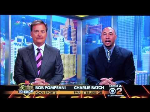 Charlie Batch talks about Pittsburgh Steelers linebacker Ryan Shazier