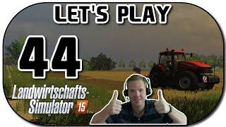 Let's Play Landwirtschafts Simulator 2015 Part 44 Hackchnitzelprobleme