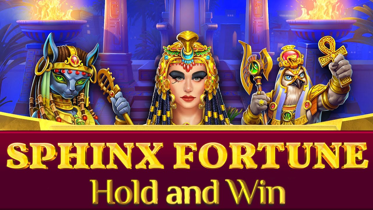 Sphinx Fortune Hold and Win  Slot Play Free ▷ RTP 95.3% & High Volatility video preview
