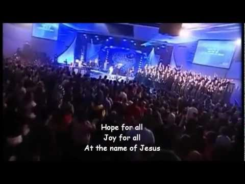 Christ For the Nation - Be Blessed with Lyrics