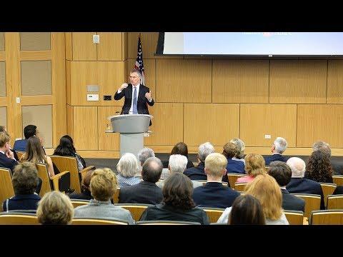NATO Secretary General at Southern Methodist University, 05 APR 2018