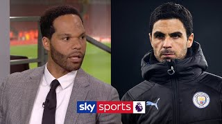 Joleon Lescott gives insight on close personal friend Mikel Arteta being linked to Arsenal job