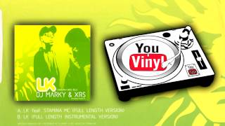 DJ Marky & XRS Featuring Stamina MC ‎- LK (Vocal & Instrumental) [V035]