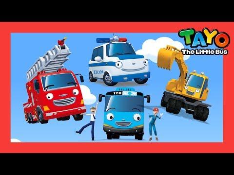 Lagu Karakter Tayo L Tayo Bus Kecil