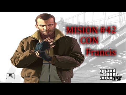 Misión # 42 Con Francis GTA IV /   Mission # 42 With Francis GTA IV