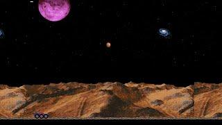 Moon Buggy - Moon 1