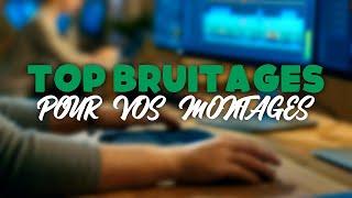 TOP BRUITAGES ET MUSIQUES POUR MONTAGE ! TÉLÉCHARGEMENT GRATUIT