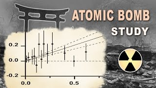 ☢ Low-Dose Radiation ☢ NEW A-Bomb Study