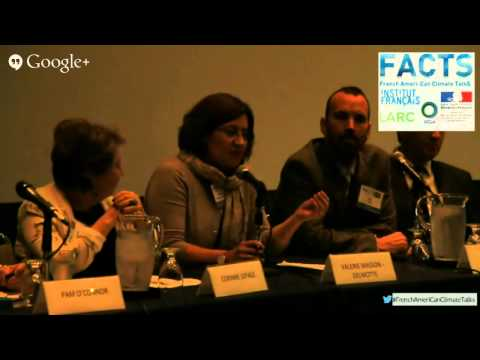French Ameri-Can Climate Talks @Los Angeles - Climate Ready Cities: Taking Action to Mitigate Cli...