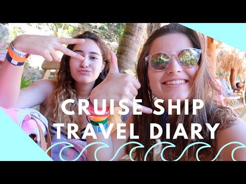 CRUISE SHIP TRAVEL DIARY | INDEPENDENCE OF THE SEAS