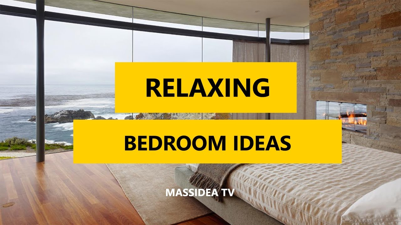 45+ Best Relaxing Bedroom Ideas for Decorating 2017 - YouTube