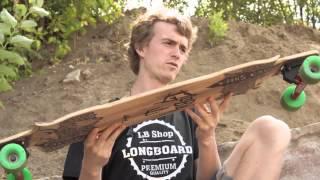 Обзор на лонгборд Root Goblin 2014