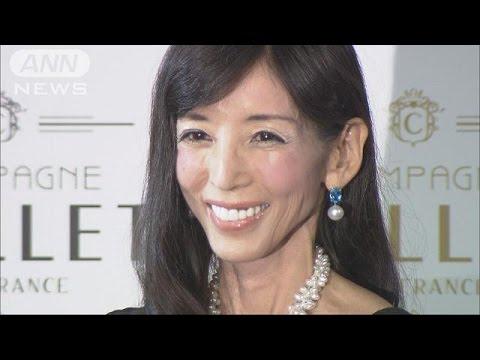 川島なお美 胆管がん療養中・・・川島なお美さん(54)死去(15/09/25)