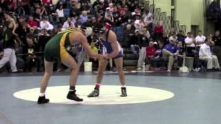 Sam Krivus v. Cameron Coy - 2013 King of the Mountain 132lb. final