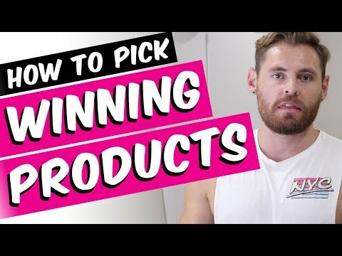 [FREE Course] #30 Pick Winning Products for Dropshipping EVERY TIME thumbnail
